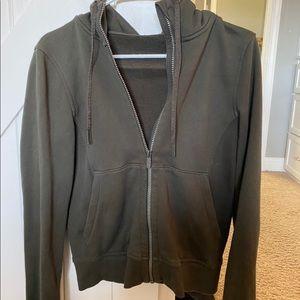 Olive Green Lululemon Jacket